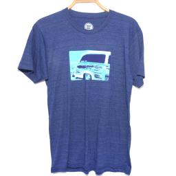 RED INK WAGON TEE