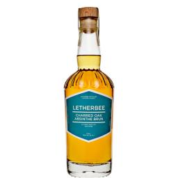 Letherbee Aged Absinthe ( 375 ml)