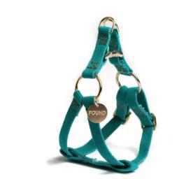 Found My Animal - Teal Fade Harness Small