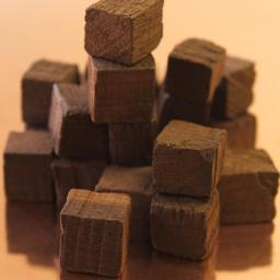 Hungarian Oak Cubes Med Toast 4oz