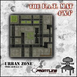 F.A.T. Mat: Urban Zone (10mm)