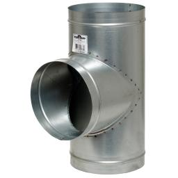 Active Air T Connector 8 x 8 x 8