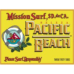 MISSION SURF - PACIFICO - SST
