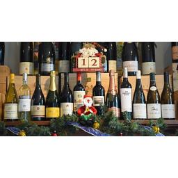 12 Gifts of Christmas Wine Offer