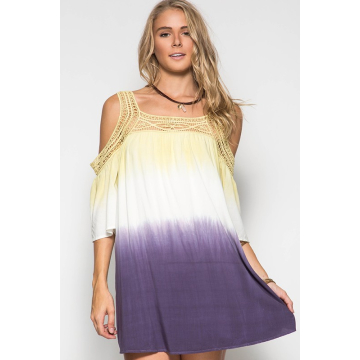 Ombre Gameday Dress 1116