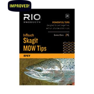 Rio InTouch Skagit MOW Tip Medium Series