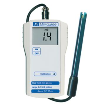 Milwaukee Portable Ec Meter, MIL302 / MW302