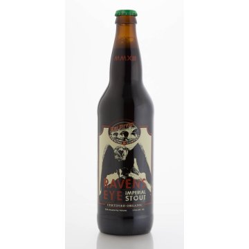 Eel River 'Raven's Eye' Imperial Stout 22oz