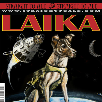 Straight to Ale 'Laika' Imperial Stout 12oz Sgl (Can)
