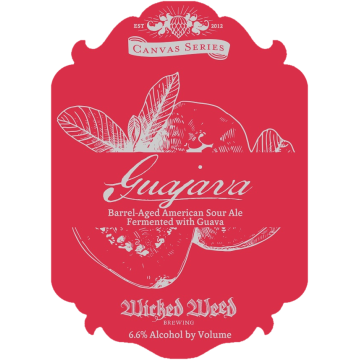 Wicked Weed 'Guajava' Sour Ale 500ml