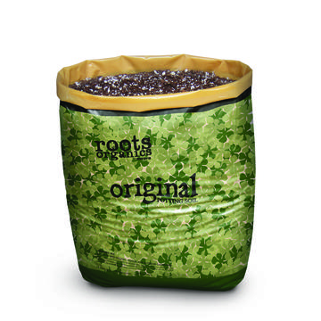 Roots Organics Original Potting Soil, 1.5 cft