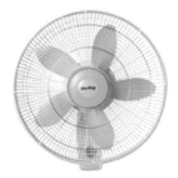 Air King Oscillating Wall Fan, 18""