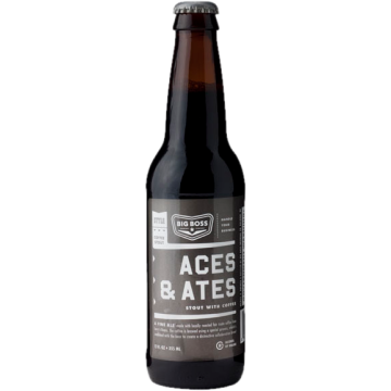Big Boss 'Aces & Ates' Stout with Coffee 12oz Sgl