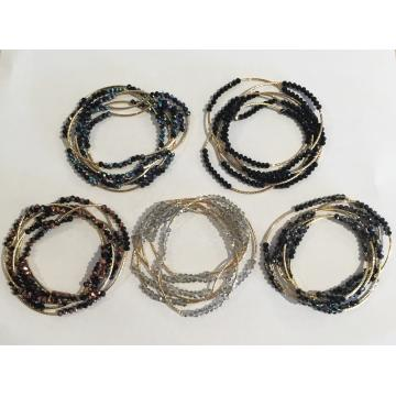 Swarovski Wrap Bracelet/Necklace