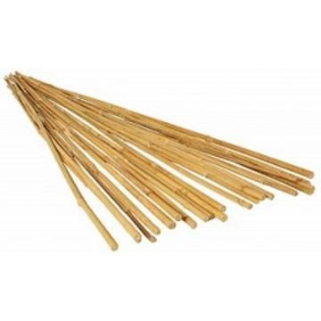 Hydrofarm 4' Bamboo Stakes, Natural, pack of 25