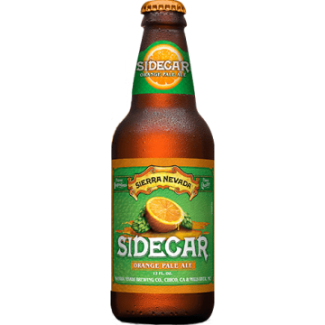 Sierra Nevada 'Sidecar' Orange Pale Ale 12oz Sgl