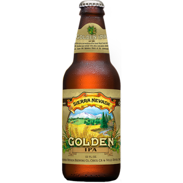 Sierra Nevada 'Golden IPA' 12oz Sgl