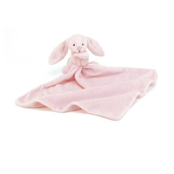 JC Pink Beginnings Bunny Soother