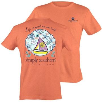 Simply Southern S/S- Shell