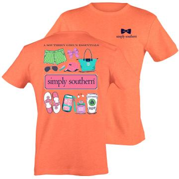 Simply Southern Prep Essentials T-shirt