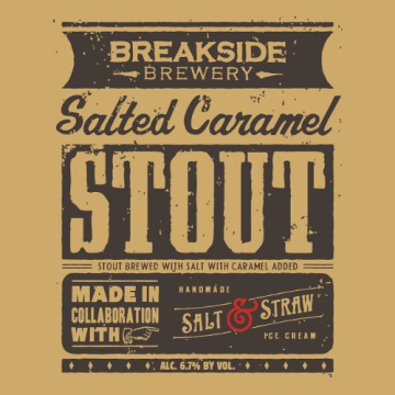 Breakside 'Salted Caramel' Stout 22oz