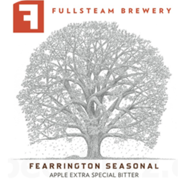 Fullsteam 'Fearrington Apple ESB' 22oz