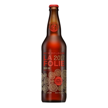 New Belgium 'La Folie - 2107' 22oz