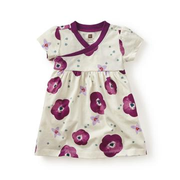 tc Bougainvillea Wrp Baby Dress