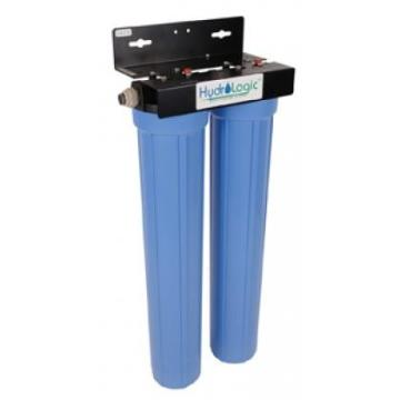 Tall Blue High Capacity KDF Pre-Filter For The Merlin Garden Pro