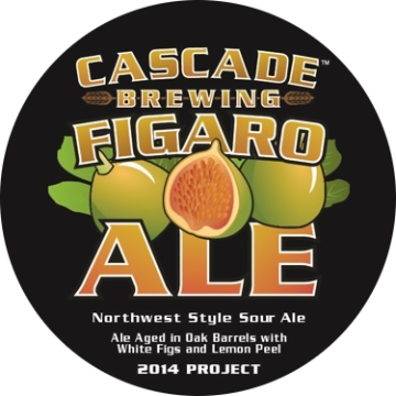 Cascade 'Figaro - 2014 Project' Sour Ale 750ml