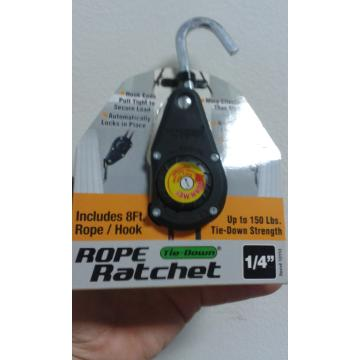 "Reflector hanging System Rope Ratchet 1/4"" 150 Lbs (CN10010)"