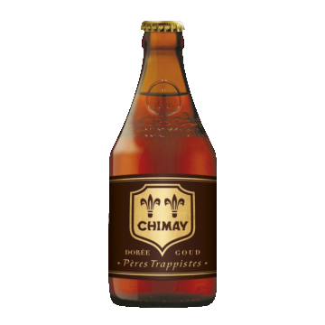 Chimay 'Doree' 11.2oz Sgl