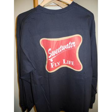 Sweetwater Fly Life Long-Sleeve T-Shirt