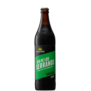 Green Flash 'Dia De Los Serranos' 22oz