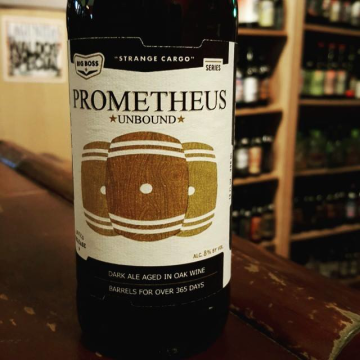 Big Boss 'Prometheus Unbound' Barrel Aged Sour Ale 12oz Sgl