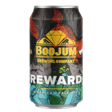 BooJum 'Reward' Pale Ale 12oz Sgl (Can)
