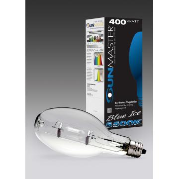 SunMaster Blue Ice 5500K, 400W Standard Metal Halide Grow Lamp (SM80309)