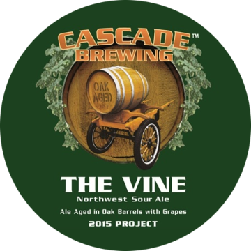 Cascade 'The Vine - 2015 Project' 750ml