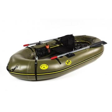 Water Master Kodiak Raft Upgraded Oar Package Olive