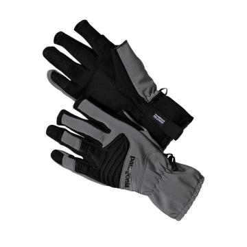 Patagonia Shelled Insulator Fingerless Fishing Gloves