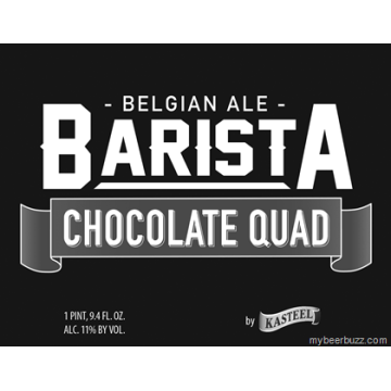 Kasteel 'Barista' Chocolate Quad 750ml