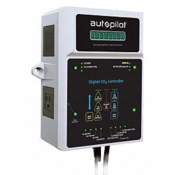 Autopilot Digital CO2 Controller Fuzzy Logic