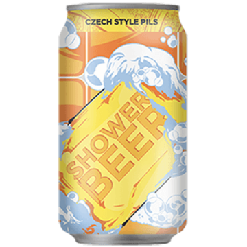 Champion 'Shower Beer' Czech Style Pilsner 12oz Sgl (Can)