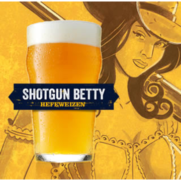Lonerider Shotgun Betty Can Case (12oz - Box of 24)