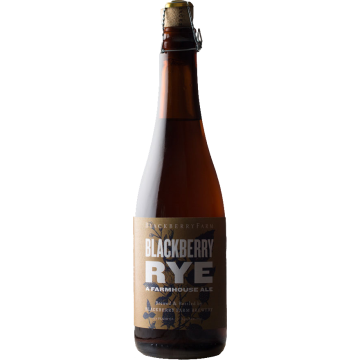 Blackberry Farm 'Blackberry Rye' Wild Farmhouse Ale 375 ml
