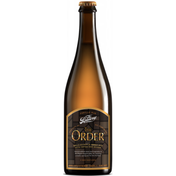Bruery 'The Order' Belgian-style Abbey Ale 750ml