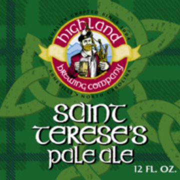 Highland St. Terese's Pale Ale Case (12oz - Case of 24)