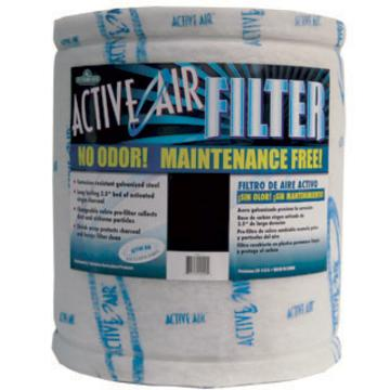 "Filter, Active Air Carbon Filter 16""x20"" - No Flange"
