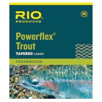 RIO Powerflex Leaders - 9ft