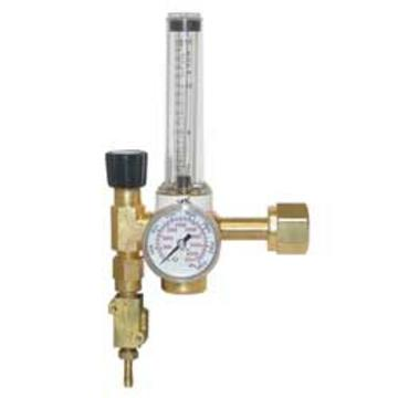 CO2 Regulator / Flowgauge .5-15 SCFH, CAREG1
